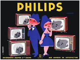 Philips (TV Couple/ Horizontal)