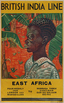 British India Line East Africa