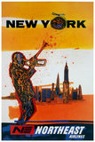 Northeast Airlines New York
