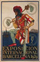 Exposicion Internacional Barcelona 1929