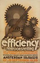 Efficiency Tentoonstelling Amsterdam