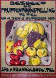 Bezoekt de Fruittentoonstelling te Tiel