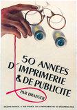 50 Annees d'Imprimerie & De Publicite