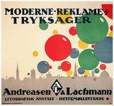 Moderne Reklame Tryksager Andreasen & Lachmann