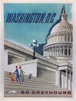 Go Greyhound Washington DC (Capital Building)