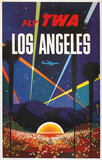 TWA Los Angeles (Hollywood Lights/ David Klein)