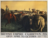 British Empire Exhibition (Australia Cattle Station)