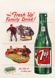 7up The Fresh Up Family Drink
