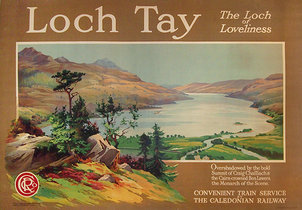 Loch Tay The Loch of Loveliness