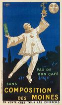 Pas de Bon Cafe SANS Composition des Moines