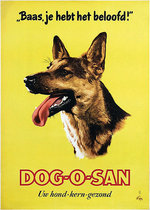 Dog-O-San (German Shepard)