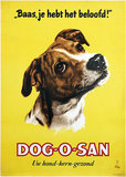Dog-O-San (Mutt or Jack Russell)