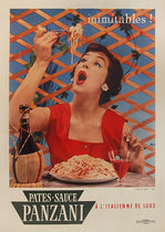 Panzani Pates Sauce (Woman)
