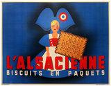L'Alsacienne Biscuits en Paquets