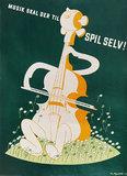 Musik skal der til Spil Selv! (Cello)