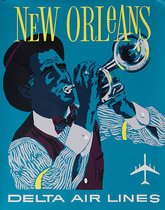 Delta Airlines New Orleans