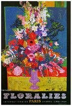 Floralies Internationales Paris 1959 Bezombes (Larger)