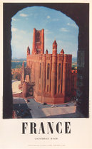 France Cathedrale D'Albi