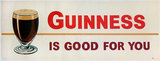 Guinness is Good for You (Horizontal Panel)