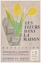 Le Fleurs Dans La Maison Expostition