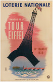 Loterie Nationale Tour Eiffel