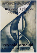 Forces et Rythmes de L'industrie Reynold Arnould