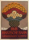 RHB Rhatische Bahn (Flowers)