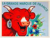 La Grande Marque de France La Vache Qui Rit