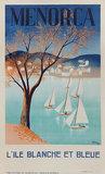 Menorca L'Ille Blanche et Bleue (Minorca)
