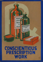 Pharmacy Card: Conscientious Prescription Work