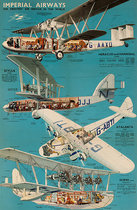 Imperial Airways The Greatest Air Service in the World