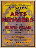 Arts Menagers (Type Only)