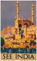 See India Benares (Shep)