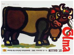 Olma St. Gallen Cow