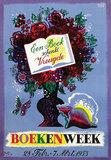 Boekenweek Een Boek Schenkt Vreugde (A Book Gives Joy)