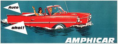 Amphicar Auto Ahoi!