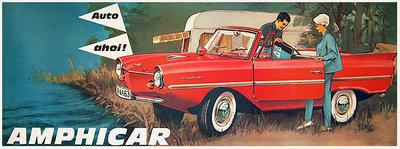 Amphicar Auto Ahoi! (Caravan)