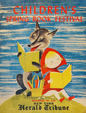 Children's Book Festival (Red Riding Hood and Wolf)
