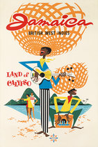 Jamaica British West Indies Land of Calypso
