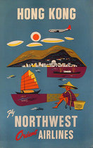 Hong Kong Northwest Orient Airlines