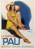 La Sandale Pau