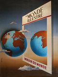 Le Monde Illustre Miroir du Monde