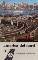 America del Nord KLM (Elevated NJ-NY Highway)