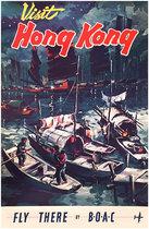 Visit Hong Kong BOAC