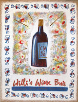 Willi's Wine Bar 1986