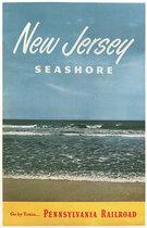 Pennsylvania Railroad New Jersey Seashore