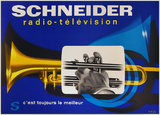 Schneider Radio & Television