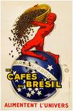 Cafes Du Bresil