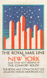 Royal Mail to New York