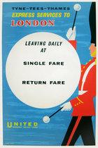 British Bus, Express Service to London